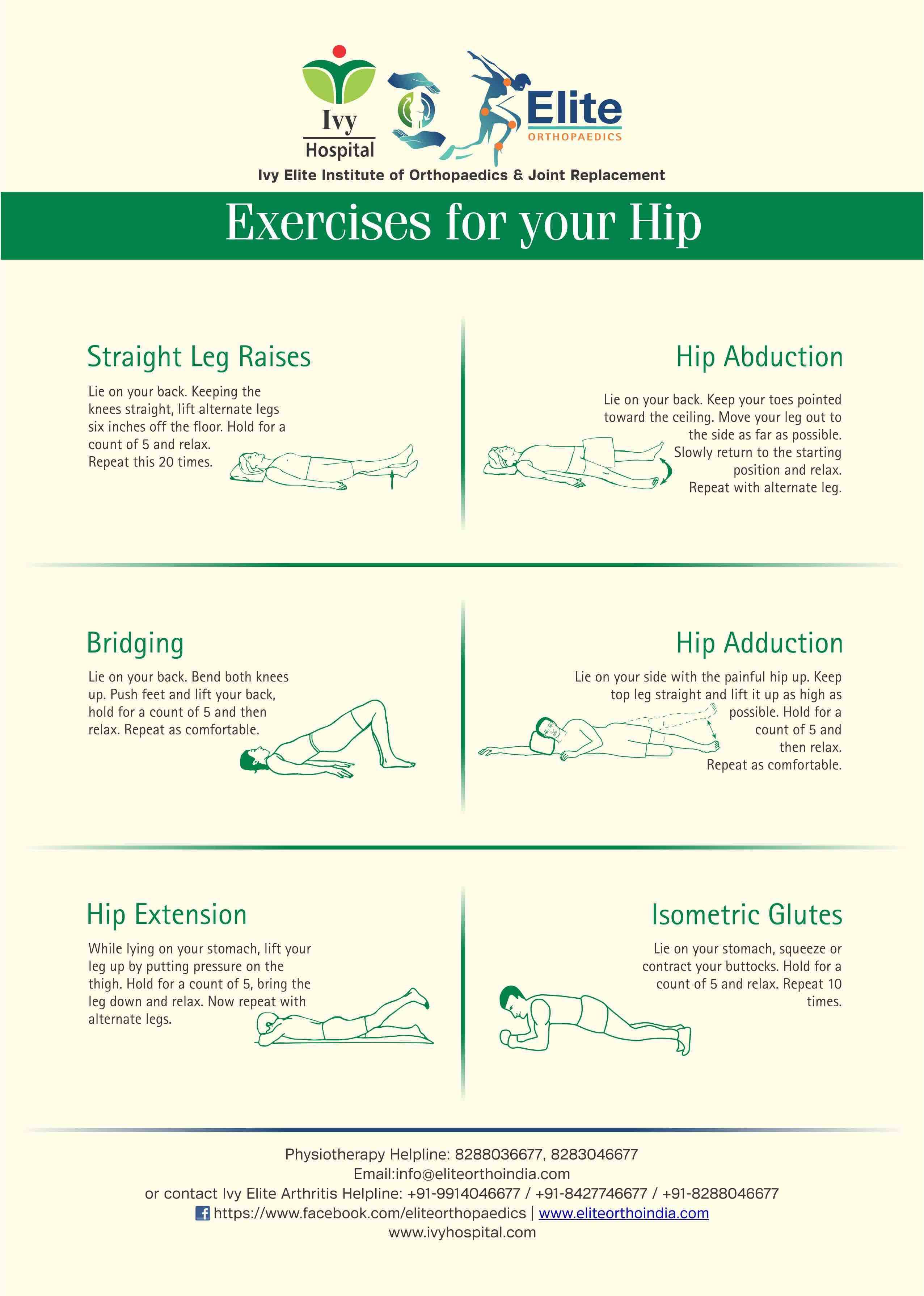Exercise for Hip