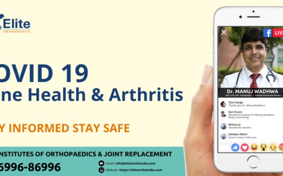 COVID-19, Bone Health & Arthritis !