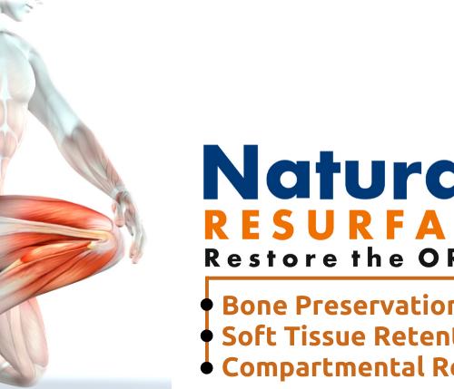 Natural Knee Resurfacing –  NKR